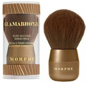 "Large bronzer brush by Morphe called ""GLAMABRONZE"""